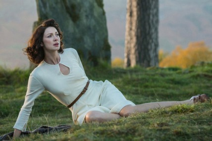 FOR TV -- DO NOT PURGE -- Outlander 2014 Starz pictured: Claire Randall (Caitriona Balfe)