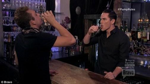drinking at work