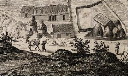 17thC_Scottish_Lowland_farm
